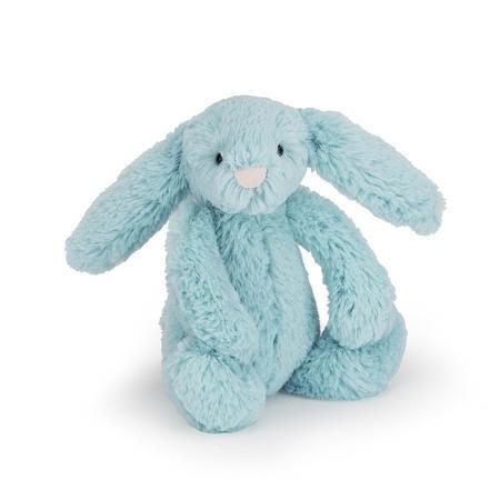 Bashful Aqua Bunny 18cm Green