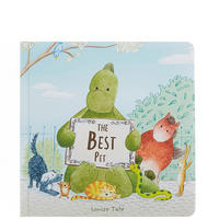 The Best Pet Book Multicolour