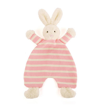 Breton Bunny Soother Pink