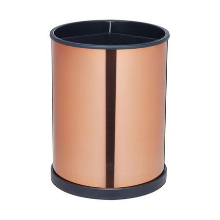 MasterClass Rotating Utensil Holder Copper Finish