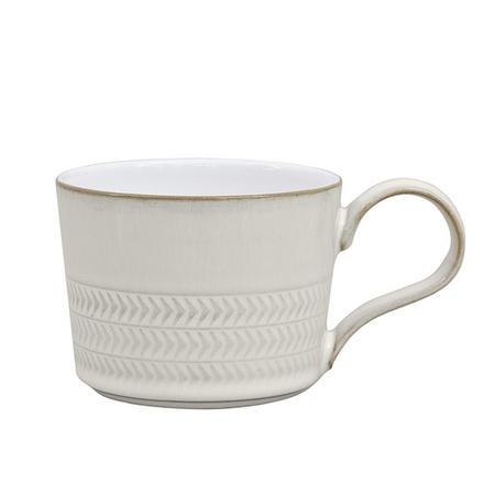 Natural Canvas Textured Cup