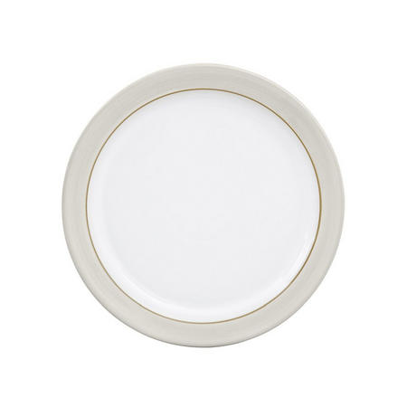 Natural Canvas Medium Plate
