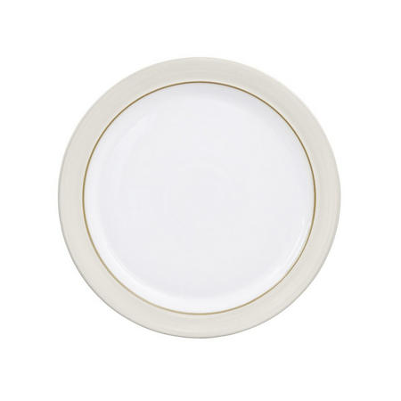 Natural Canvas Dinner Plate