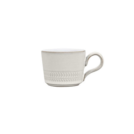 Natural Canvas Textured Espresso Cup