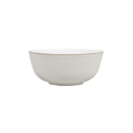 Natural Canvas Dessert Bowl