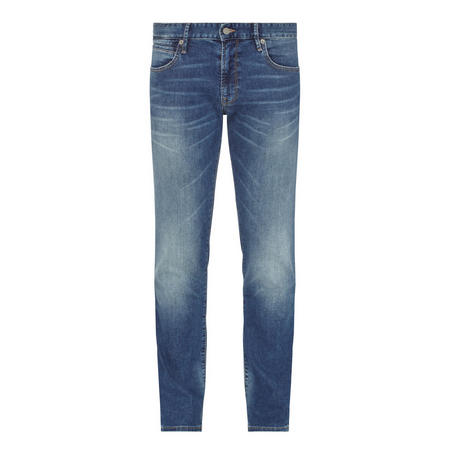 Barcelona Slim Fit Jeans Blue