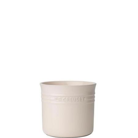 Stoneware Utensil Jar 16 cm