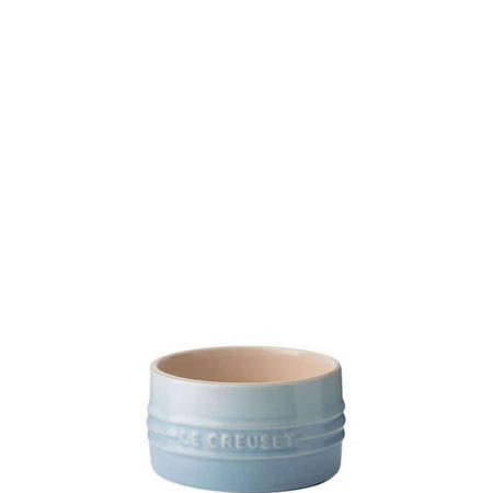 Stoneware Stackable Ramekin Coastal Blue