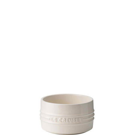 Stoneware Stackable Ramekin Cream