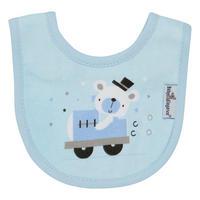 3-Pack Newborn Bibs Blue
