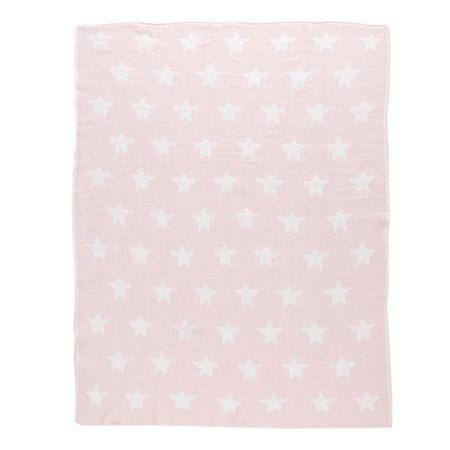 Chenille Blanket Pink