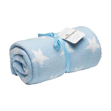 Chenile Star Blanket