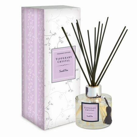 Tipperary Sweet Pea Fragranced Diffuser
