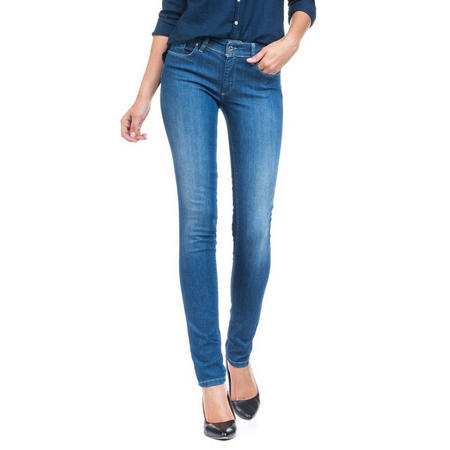 Wonder Push-Up Slim Jeans Blue
