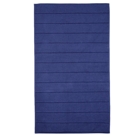 Bliss Bath Mat Dark Blue