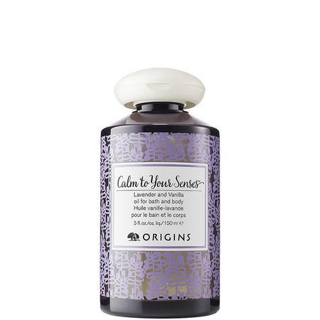 Calm To Your Senses Lavender and Vanilla Oil for Bath and Body
