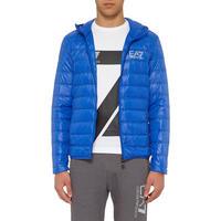 Core Puffa Jacket Blue