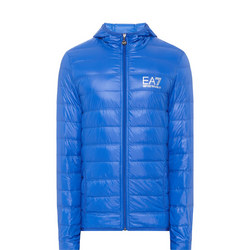 Core Puffa Jacket Blue