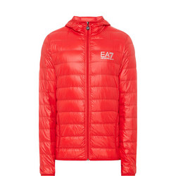 Core Puffa Jacket Red