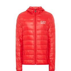 Core Puffa Jacket Red