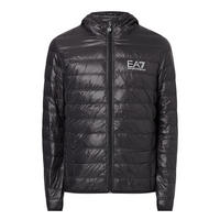 Core Identity Line Quilted Down Jacket Black