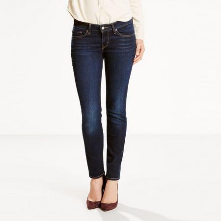 711 Skinny Jeans Dark Blue Wash