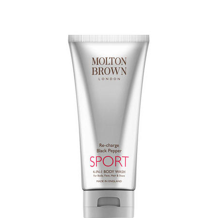 Black Pepper Sport 4-In-1 Body Wash