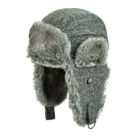 Parslow Trapper Hat Grey
