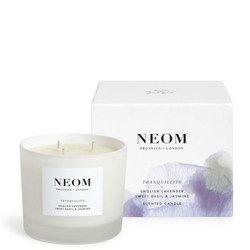Organics London Tranquillity™ Scented Candle (3 Wicks)