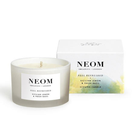 Organics London Feel Refreshed™ Scented Candle (Travel Size)