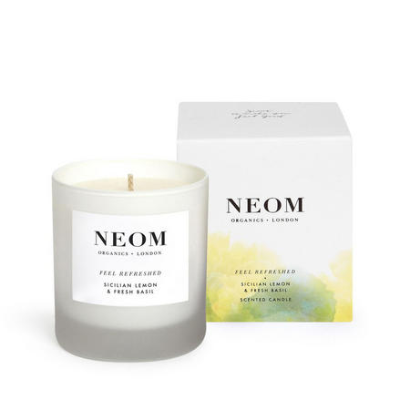 Organics London Feel Refreshed™ Scented Candle (1 Wick)