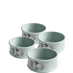 Mini Spring Form Cake Tin Set