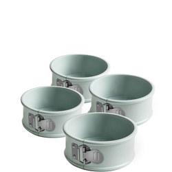Mini Spring Form Cake Tin Set
