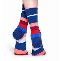 Stripe Socks Blue