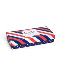 Stripe Gift Box Sock Set Multicolour