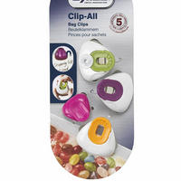 Clip-All Bag Clips Medium