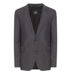 Allen Suit Jacket Grey