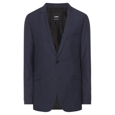 Tailored Suit Jacket Navy