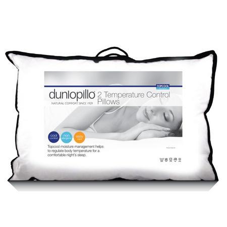 Temperature Control Pillow Pair