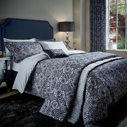 Fiore Coordinated Bedding Navy