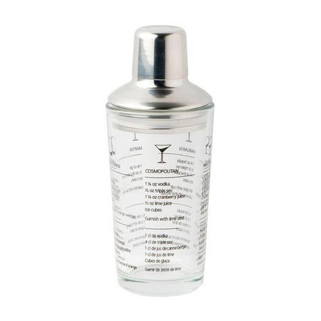 Epicurean Glass Cocktail Shaker