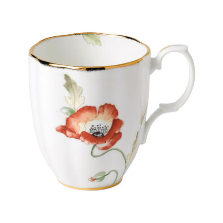 100 Years of Royal Albert Poppy 1970 Mug 0.4ltr