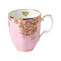 100 Years of Royal Albert Golden Roses 1960 Mug 0.4ltr