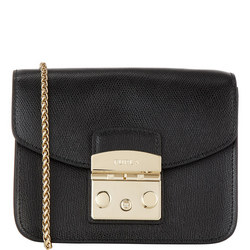 Metropolis Crossbody Black
