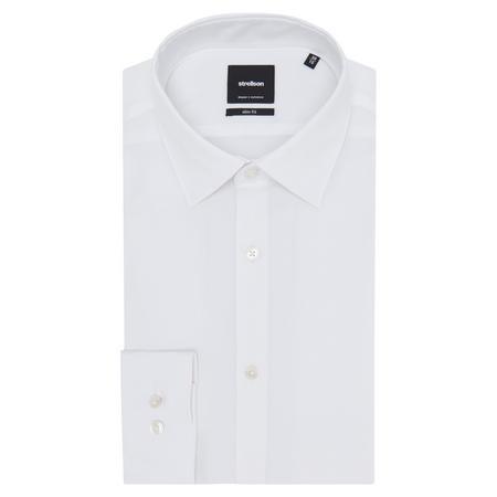 Silas Kent Slim Fit Shirt White