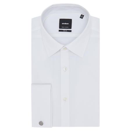 Silas Slim Fit Shirt White
