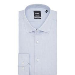 Santos Slim Fit Shirt Blue