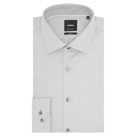 Santos Slim Fit Shirt Grey