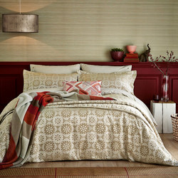 Alie Coordinated Bedding Taupe