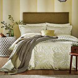 Loya Coordinated Bedding Green